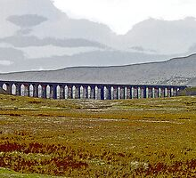 Ribblehead Viaduct by justlinda