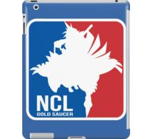 Gold Saucer's NCL!! - National Chocobo League iPad Case/Skin