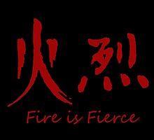 Avatar The Last Airbender/The Legend of Korra : Fire is Fierce by AvatarSkyBison