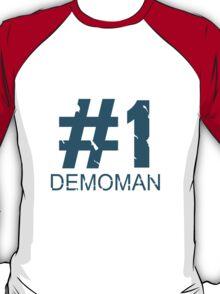 Demoman Mug Design (BLU) T-Shirt