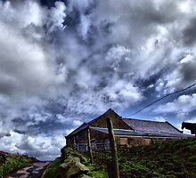 Worlds End Farm by Paul Gibbons