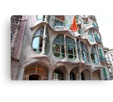 Casa Battlló Canvas Print