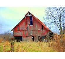 Days Gone By.... Photographic Print