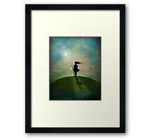 Morning Star Framed Print