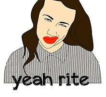 Yeah Rite by alligatordreams