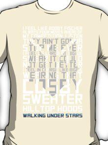 Hilltop Hoods - Cosby Sweater - White T-Shirt
