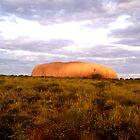 Uluru by Kelsey Miner