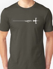 Cowboy Bebop Swordfish II Unisex T-Shirt
