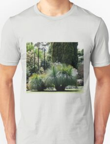Flowing Grass Trees Australia Unisex T-Shirt