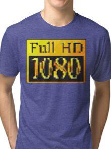Full HD 1080p Tri-blend T-Shirt