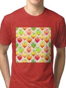 Peach Love Tri-blend T-Shirt
