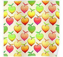 Peach Love Poster