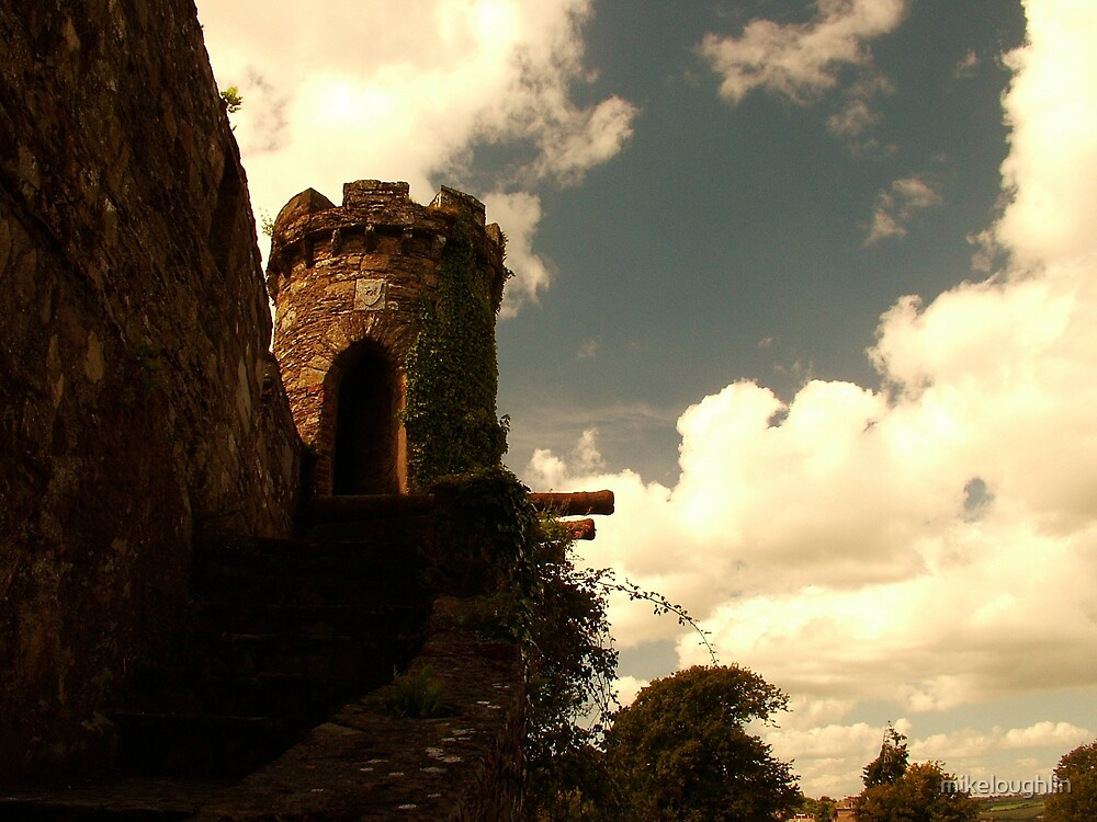 Watch tower by mikeloughlin