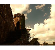 Watch tower Photographic Print