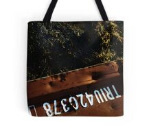 container Tote Bag