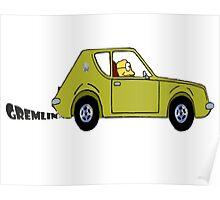 GREMLIN! Poster