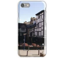 The Shambles Manchester iPhone Case/Skin