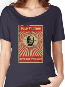 Pulp Faction - The Gimp Women's Relaxed Fit T-Shirt