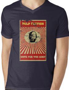 Pulp Faction - The Gimp Mens V-Neck T-Shirt