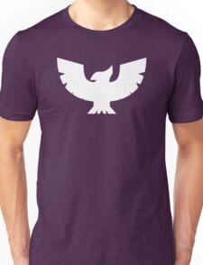Captain Falcon Symbol - Super Smash Bros. (white) Unisex T-Shirt