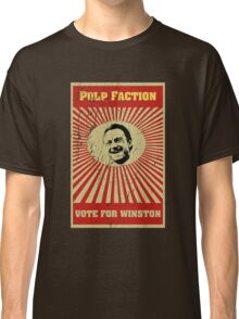 Pulp Faction - Winston Classic T-Shirt