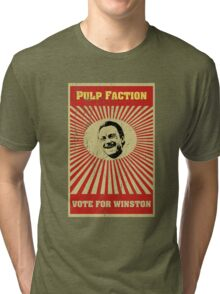 Pulp Faction - Winston Tri-blend T-Shirt