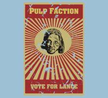 Pulp Faction - Lance Baby Tee