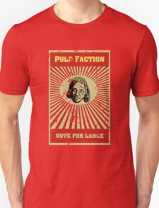 Pulp Faction - Lance Unisex T-Shirt