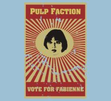 Pulp Faction - Fabienne T-Shirt