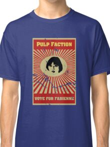 Pulp Faction - Fabienne Classic T-Shirt