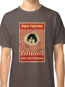 Pulp Faction - Fabienne Classic T-Shirt