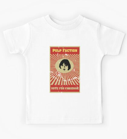 Pulp Faction - Fabienne Kids Tee