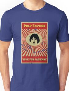 Pulp Faction - Fabienne Unisex T-Shirt
