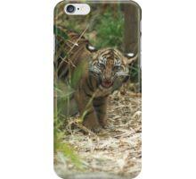 The Whimper/The Roar iPhone Case/Skin