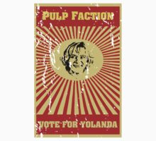 Pulp Faction - Yolanda Baby Tee