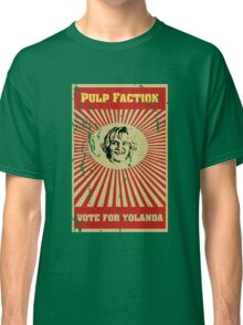 Pulp Faction - Yolanda Classic T-Shirt