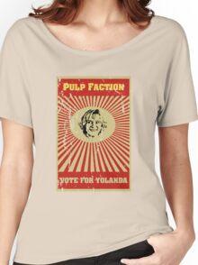 Pulp Faction - Yolanda Women's Relaxed Fit T-Shirt
