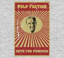 Pulp Faction - Pumpkin One Piece - Long Sleeve