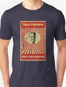 Pulp Faction - Pumpkin Unisex T-Shirt