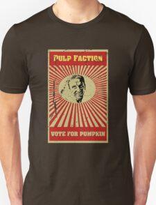 Pulp Faction - Pumpkin T-Shirt