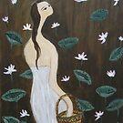 Lotus by lily pang