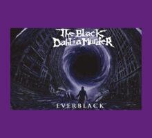 The Black Dahlia Murder - Everblack Fan Art T-Shirt