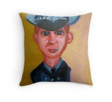 The Informant. Throw Pillow