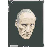 William Burroughs iPad Case/Skin