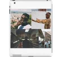FLATBUSH ZOMBIES COLLAGE iPad Case/Skin