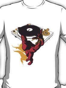 Keep the music up T-Shirt