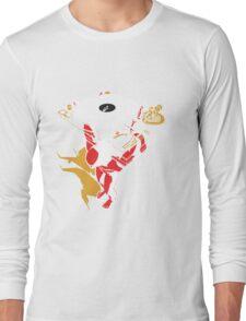 Keep the music up Long Sleeve T-Shirt