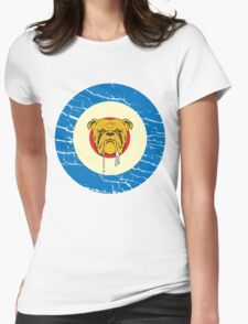 Mod Dog Womens Fitted T-Shirt