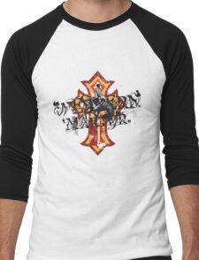 Western Martyr Men's Baseball ¾ T-Shirt