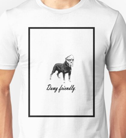 JJ Doom Unisex T-Shirt